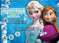 Frozen Oameni de Zapada Ascunsi