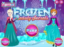 Frozen Secretele Frumusetii