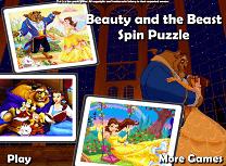 Frumoasa si Bestia Puzzleuri