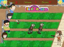 Frumoasa vs Zombie