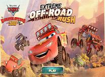 Fulger McQueen Cursa Off Road