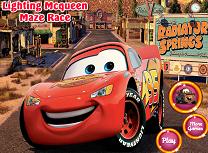 Fulger McQueen Formeaza Imaginea