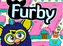 Furby in Labirint
