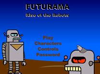 Futurama Atacul Robotilor