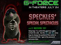 G Force Hackeri