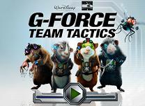 G Force Tactica Echipei