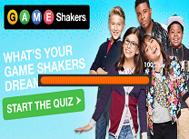 Game Shakers Chestionar