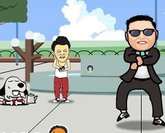 Gangnam Style Dance