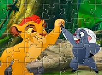 Garda Leului Puzzle