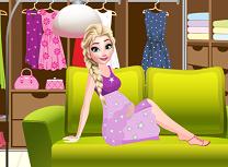 Elsa si Garderoba