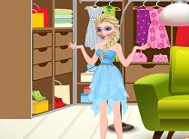 Garderoba Printesei Elsa