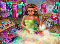 Garderoba Printesei Moana
