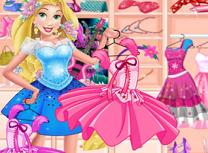 Garderoba Printesei Rapunzel