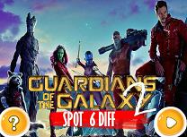 Gardienii Galaxiei 2 Diferente