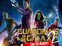 Gardienii Galaxiei 2 Numere Ascunse