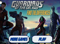 Gardienii Galaxiei Diferente