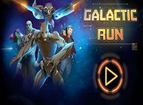 Gardienii Galaxiei Fuga Galactica