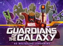 Gardienii Galaxiei si Relicvele Legendare