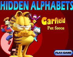 Garfield si Alfabetul