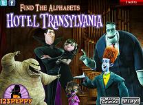 Gaseste Literele Ascunse Hotel Transylvania
