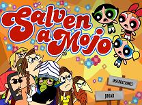 Gasirea lui Mojo Jojo