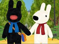 Gaspard si Lisa Puzzle