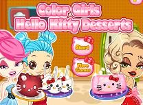 Gateste Deserturi Hello Kitty