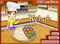 Gateste Kebab