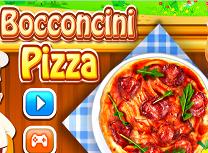 Gateste Pizza Bocconcini