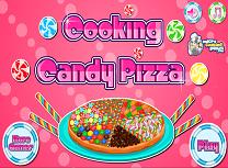Gateste Pizza cu Dulciuri
