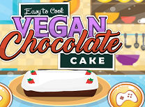Gateste Prajitura cu Ciocolata Vegetariana