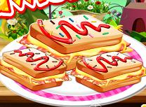 Gateste Sandwich Pentru Micul Dejun