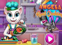Gateste cu Angela