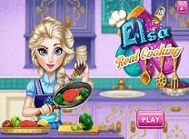 Gateste cu Elsa