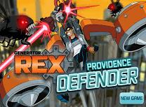 Generator Rex Apara Orasul