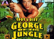 George Regele Junglei Diferente