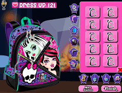 Gheozdanul Monster High