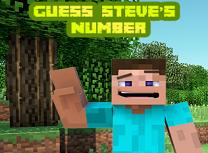 Ghiceste Numarul lui Steve