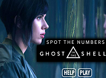 Ghost in the Shell Numere Ascunse