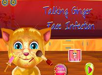 Ginger Infectie la Fata