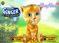 Ginger Merge la Dentist
