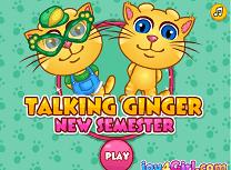 Ginger Noul Semestru