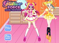 Glitter Force Tratamente Faciale