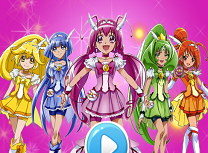 Glitter Force si Diamantele
