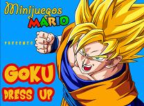 Goku de Imbracat