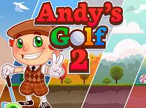 Golf cu Andy