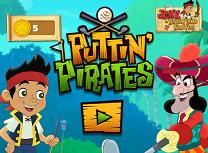 Golf cu Jake si Piratii