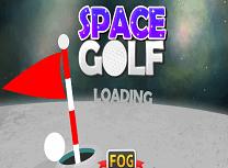Golf in Spatiu