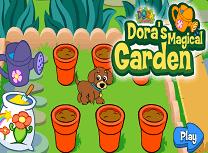 Gradina Magica a lui Dora