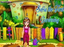 Gradinarit cu Sofia